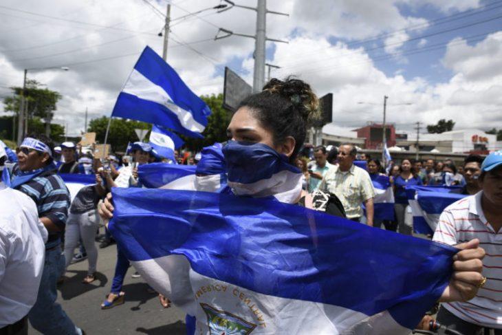 El gobierno de Nicaragua utiliza la COVID-19 para atacar a activistas