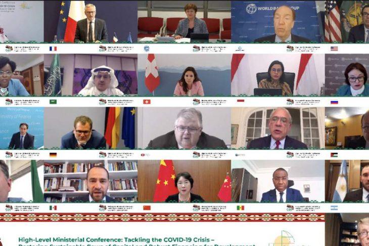 G-20: Los estados ricos e influyentes deben garantizar que las medidas de recuperación de la Covid-19 abordan la pobreza, la desigualdad y la crisis climática en el mundo