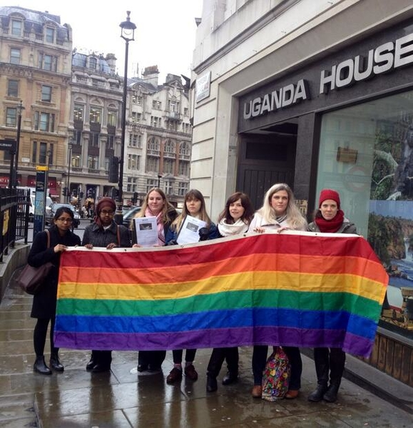 Global Day of Action against Uganda's Anti-Homosexuality Bill
