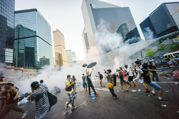 Hong Kong Students Strike for Democracy
