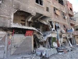 Siria Población civil