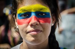 Protestas en Venezuela - Caracas