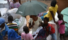 Congo-Brazzaville mass expulsions