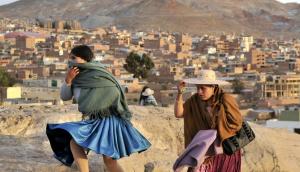 Amnistía Internacional - Bolivia - Mujeres