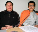 Gao Zhisheng and Guo Feixiong (Yang Maodong). Gao Zhisheng is a defence lawyer and human rights activist, who is serving a three-year sentence under surveillance at home in Beijing after being convicted of 'inciting subversion' in December 2006. Yang Maodong, a legal adviser with the Beijing-based Shengzhi Law Office, was detained on 8 February 2006 by police in Beijing.