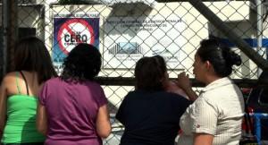 Cecilia-Vázquezen la prisión de San SalvadorAmnistiaInternacional