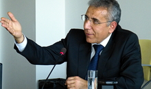 Intigam Aliyev - human rights defender and lawyer in Azerbaijan. Along with other human rights activists, he was jailed in 2014 as part of a country-wide crackdown.