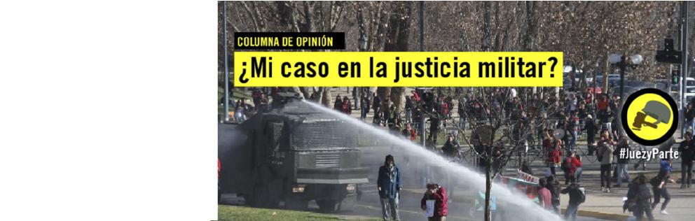 Carrusel columna mi caso en la justicia militar