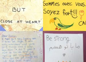 Saman Naseem - Write for Rights Campaign