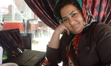 """Atena Daemi, a 27-year-old anti-death penalty and civil society activist, was sentenced to 14 years in prison on 12 May 2015. The punishment includes seven years for """"gathering and colluding against national security"""" and """"spreading propaganda against the system"""". She was also sentenced for """"concealing evidence"""" and for """"insulting the founder of the Islamic Republic of Iran and the Supreme Leader""""."""