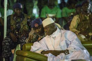 2017-01-19 PresidenteYahyaJammehGambia